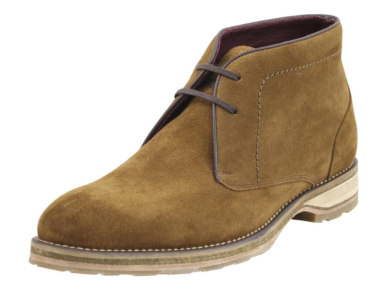 Image of Mezlan Men's Dalias Chukka Boots Shoes - Blue - 11.5 D(M) US