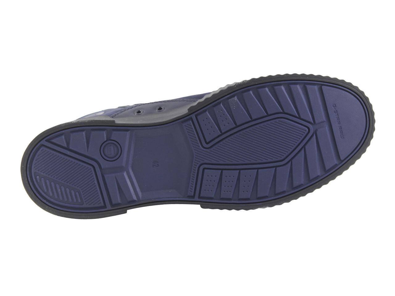 G-Star Raw Men s Rackam-Scuba-High Sneakers Shoes by G-Star Raw f5c49d5efa91e