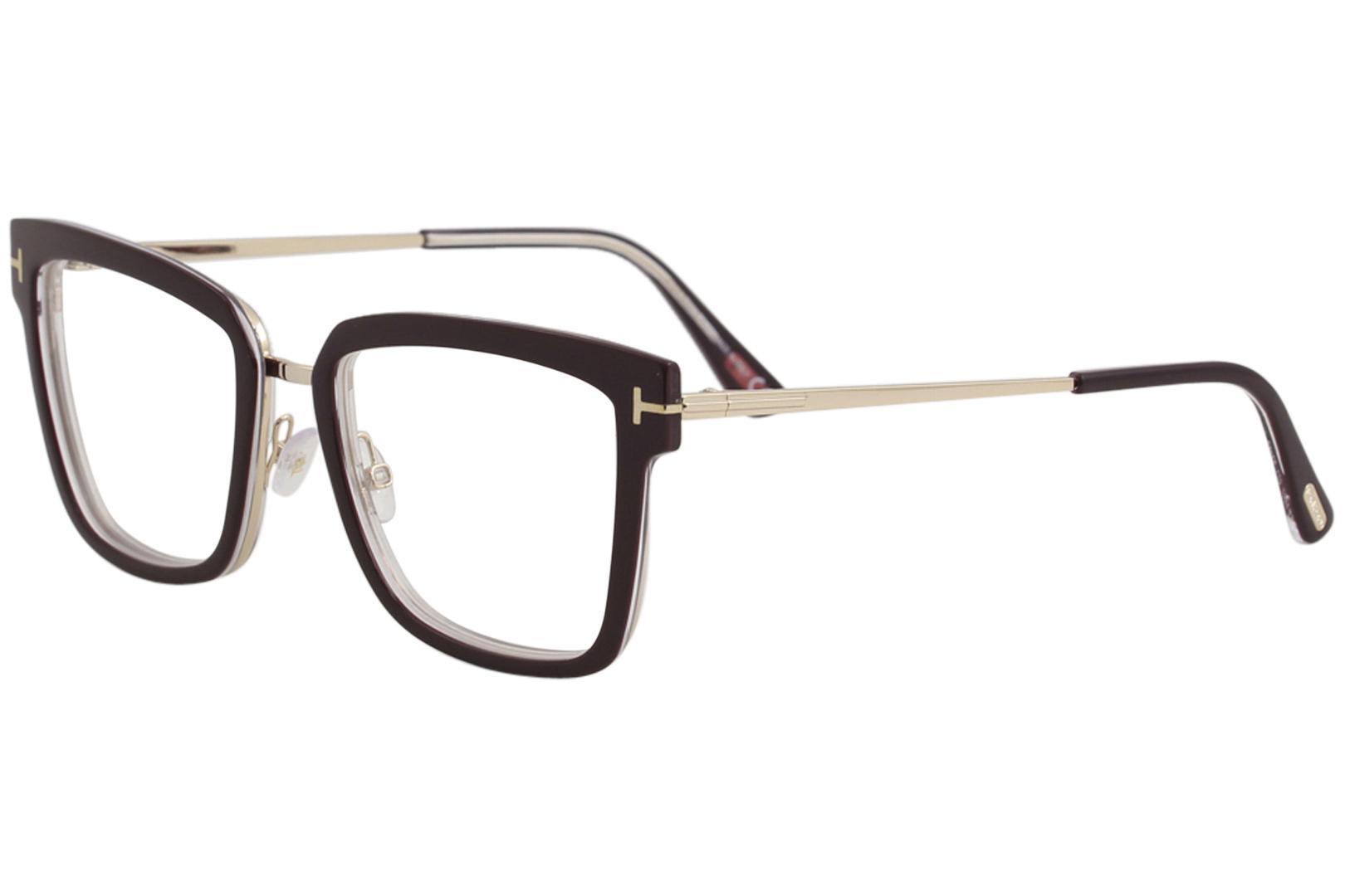 2db02d788e3fd Tom Ford Women s TF5507 TF 5507 Full Rim Optical Frame