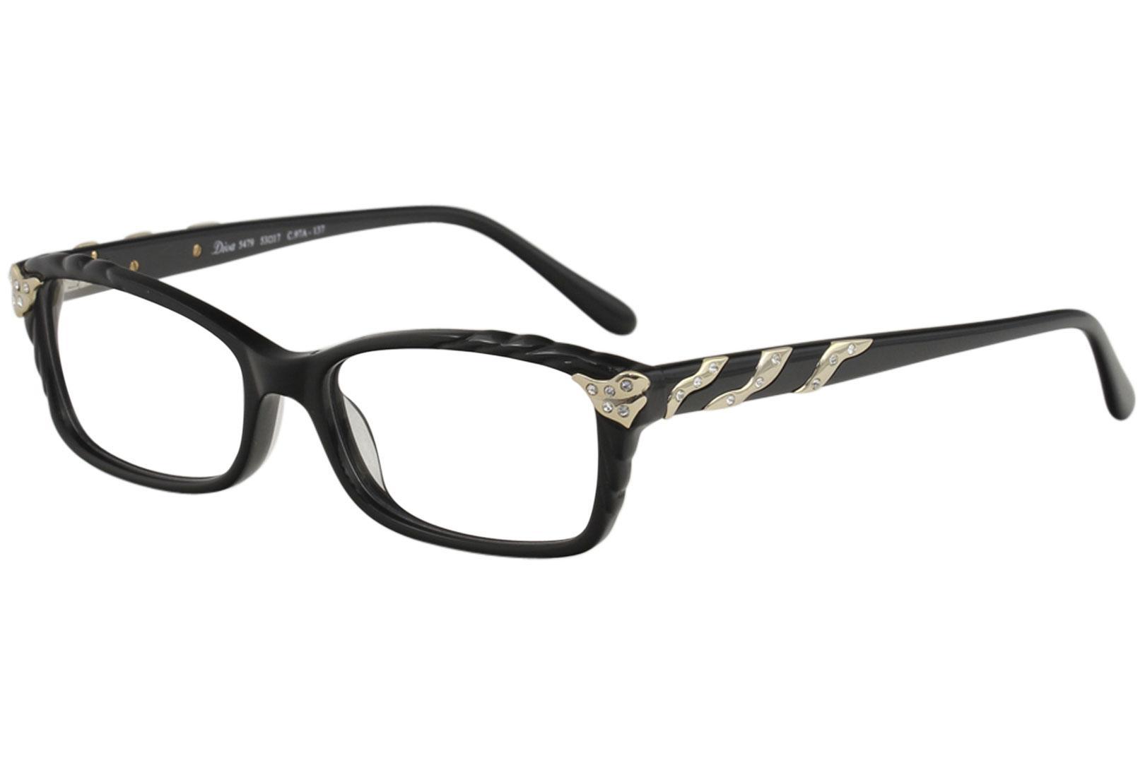 504432447da Diva Women s Eyeglasses 5479 Full Rim Optical Frame
