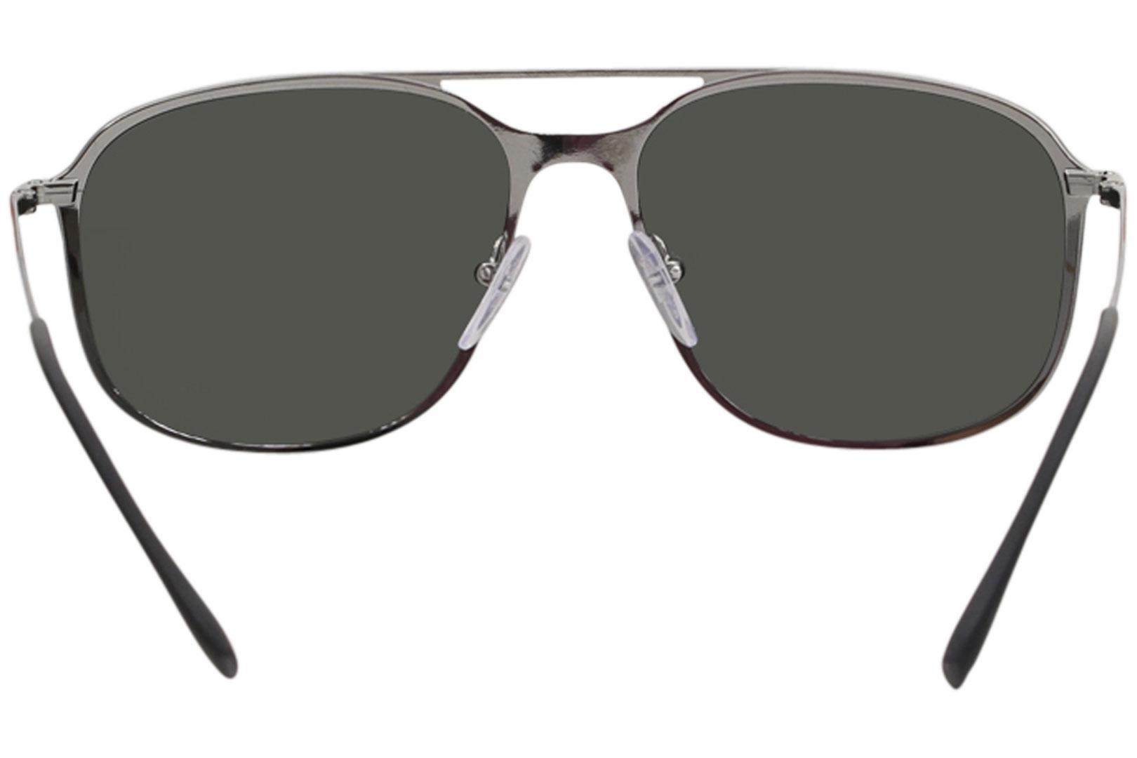 b14c92ad60 Prada Linea Rossa Men s SPS53T SPS 53T Fashion Pilot Sunglasses