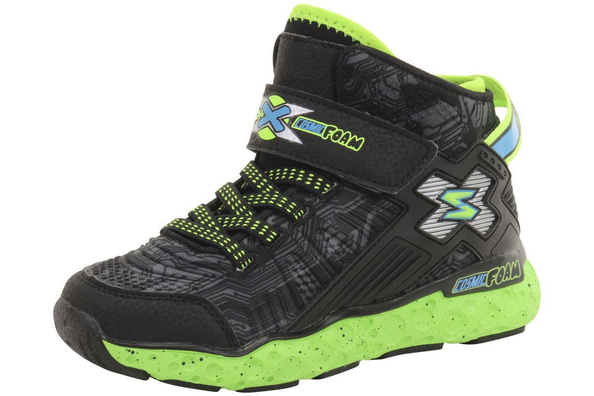 Skechers Little Boy S Skech X Cosmic Foam Sneakers Shoes