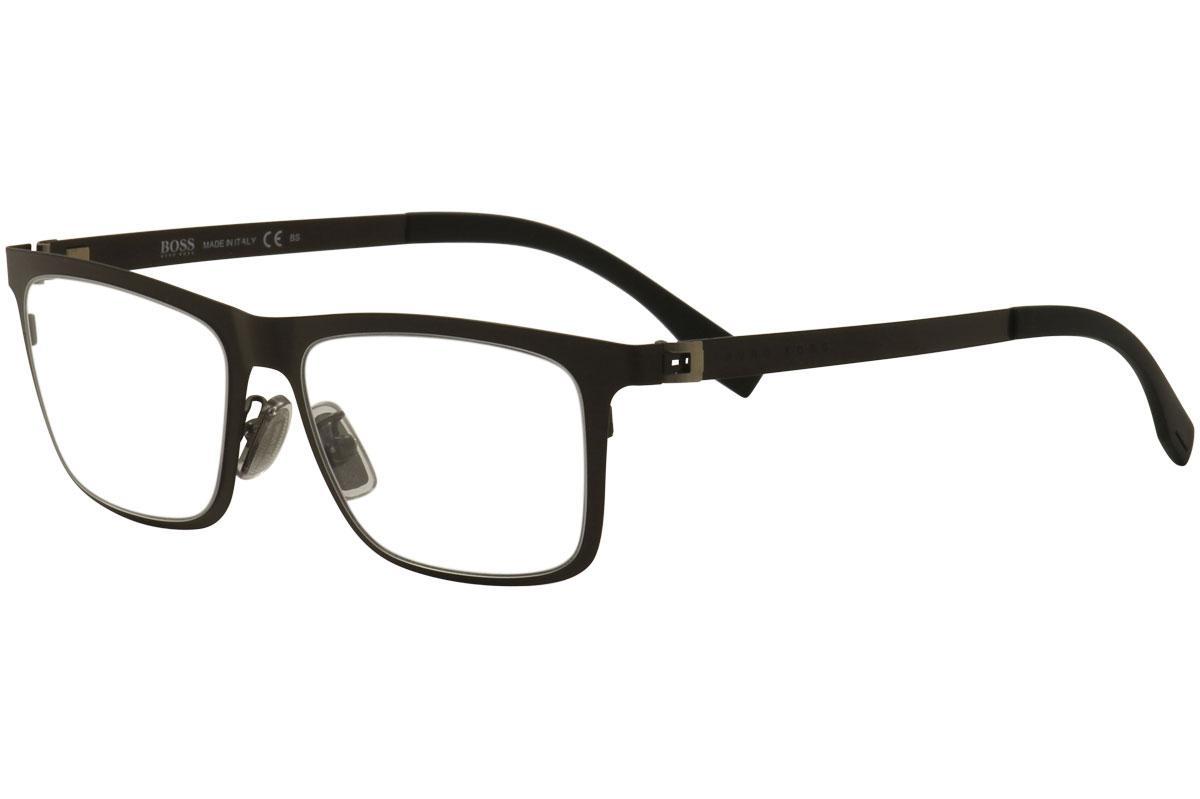 Hugo Boss Men\'s Eyeglasses 0862F 0862/F Full Rim Optical Frame