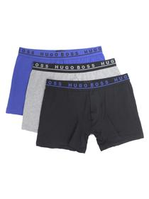 Hugo Boss Men's 3-Pairs Dynamic Stretch Boxer Briefs Underwear