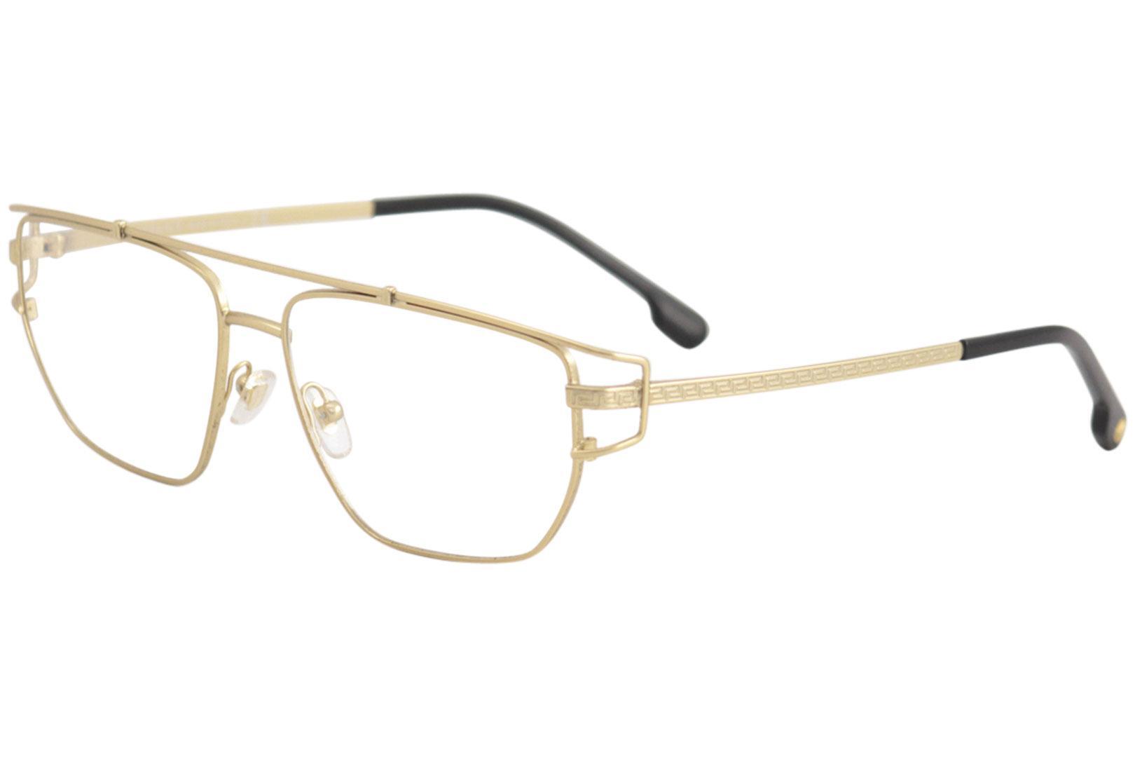 675d5b41c16b Versace Men's Eyeglasses VE1257 VE/1257 Full Rim Optical Frame
