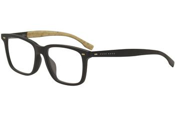 Hugo Boss Men's Eyeglasses 0906F 0906/F Full Rim Optical Frame
