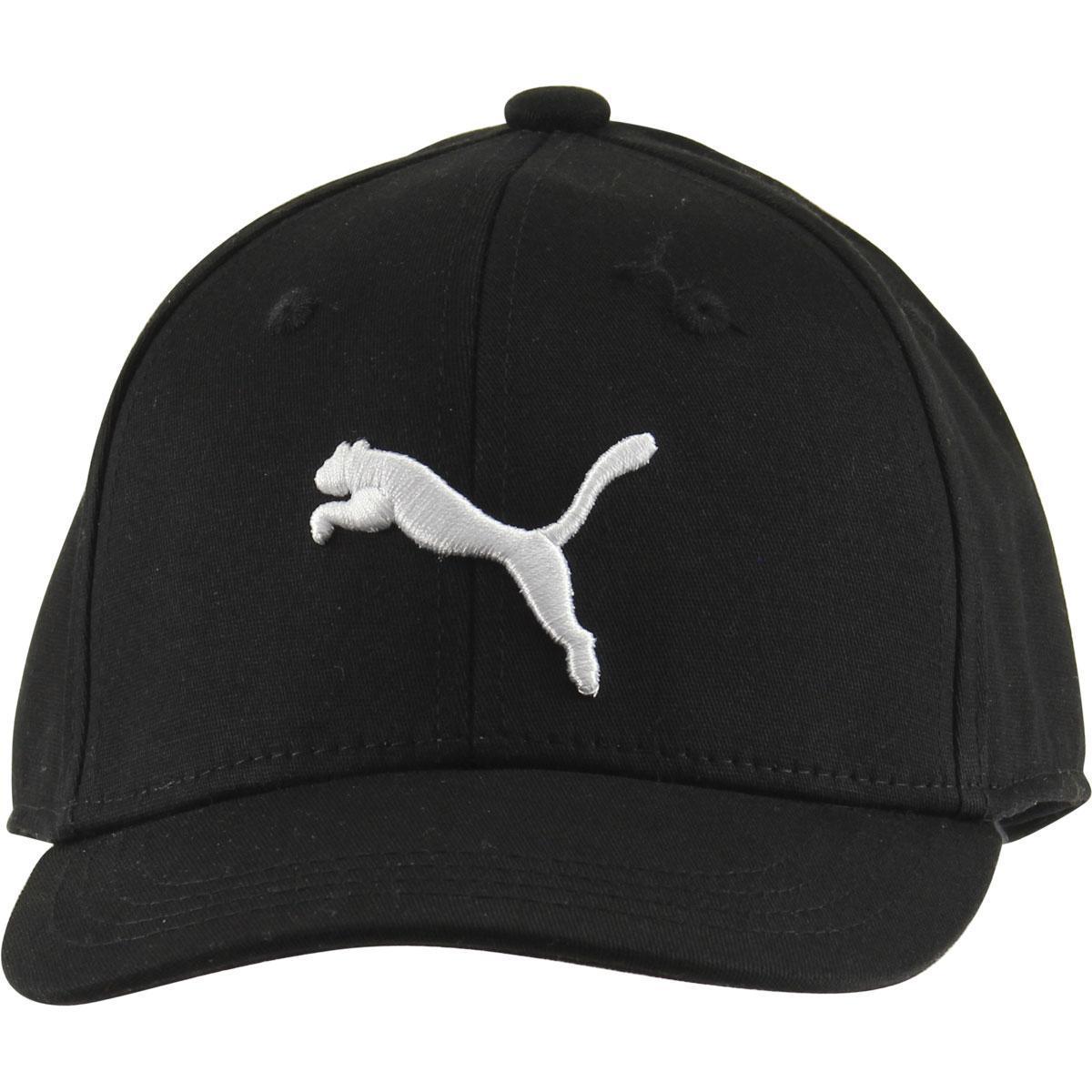 Puma Boy s Youth Evercat Anthem Stretch Fit Baseball Cap Hat 967f43cd5a8