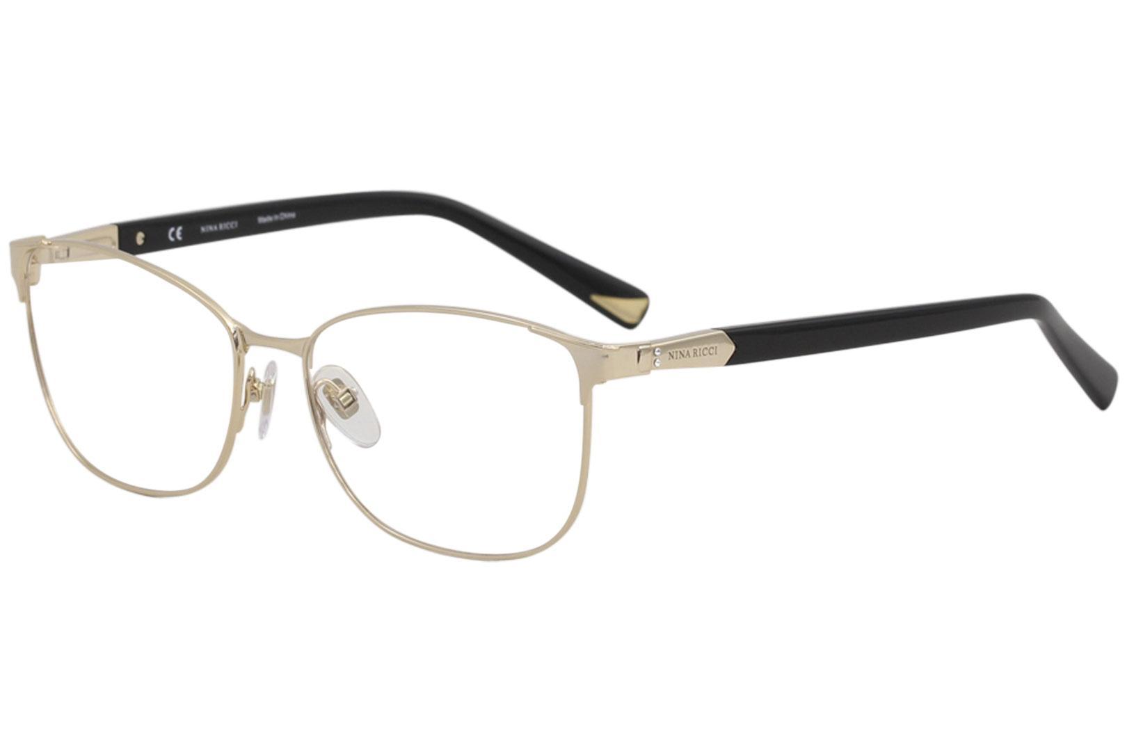 e855a95b5e Nina Ricci Women s Eyeglasses VNR079S VNR 079 S Full Rim Optical Frame