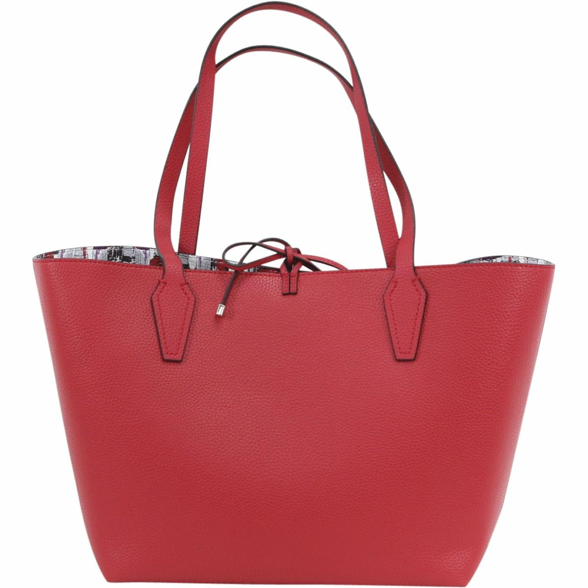 7ff1ddc59 Guess Women's Bobbi Inside-Out Large Reversible Tote Handbag Set by Guess