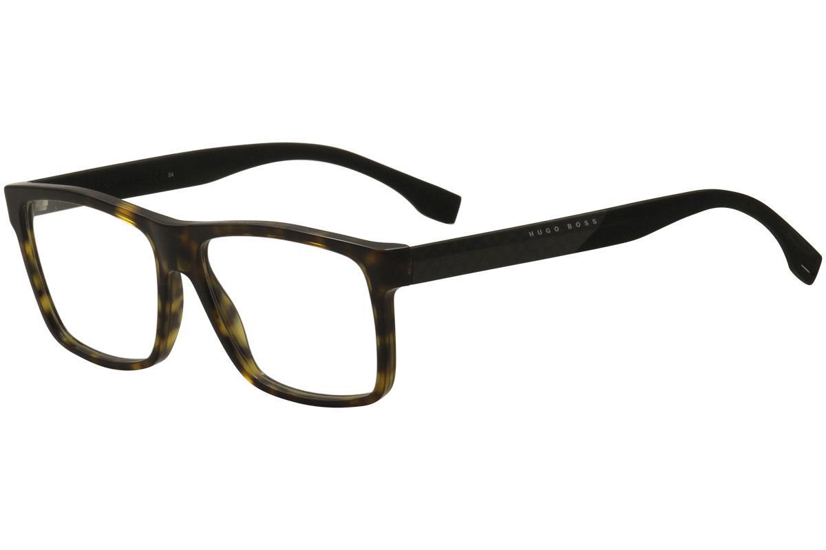 Hugo Boss Men\'s Eyeglasses 0880 Full Rim Optical Frame