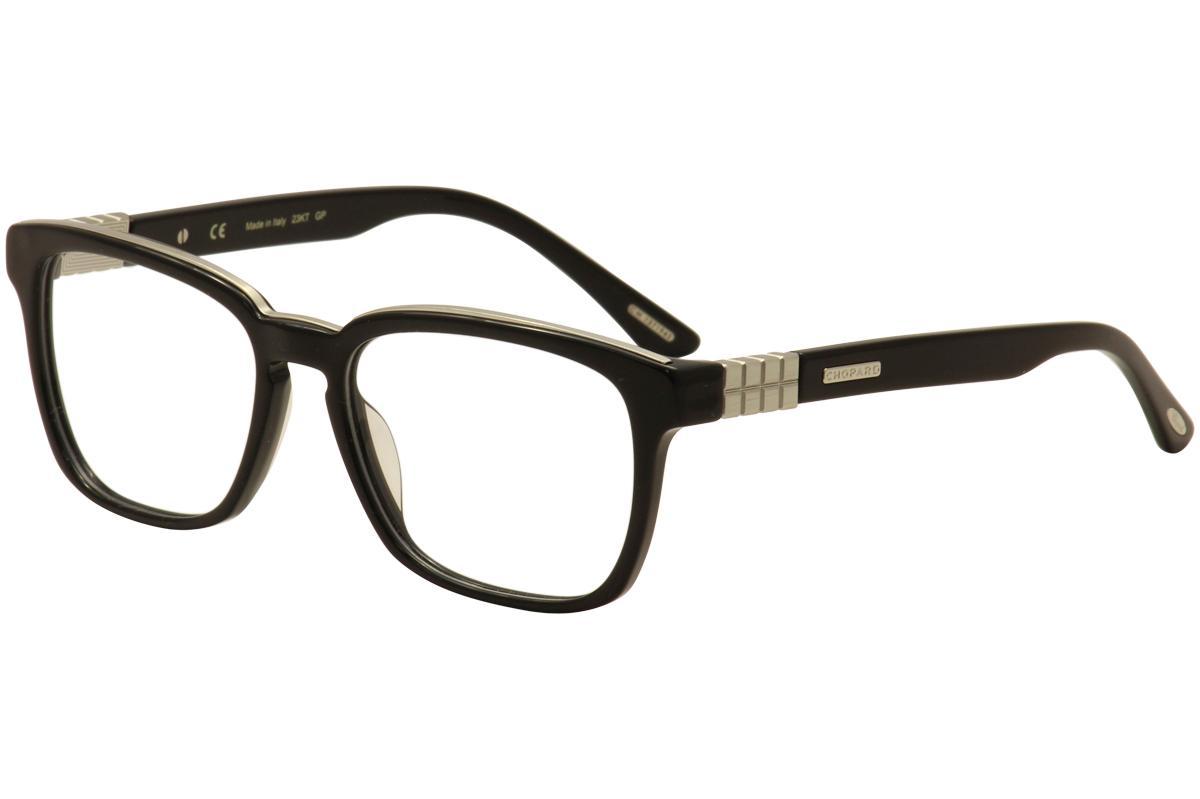 Chopard Men\'s Eyeglasses VCH143 VCH/143 Full Rim Optical Frames