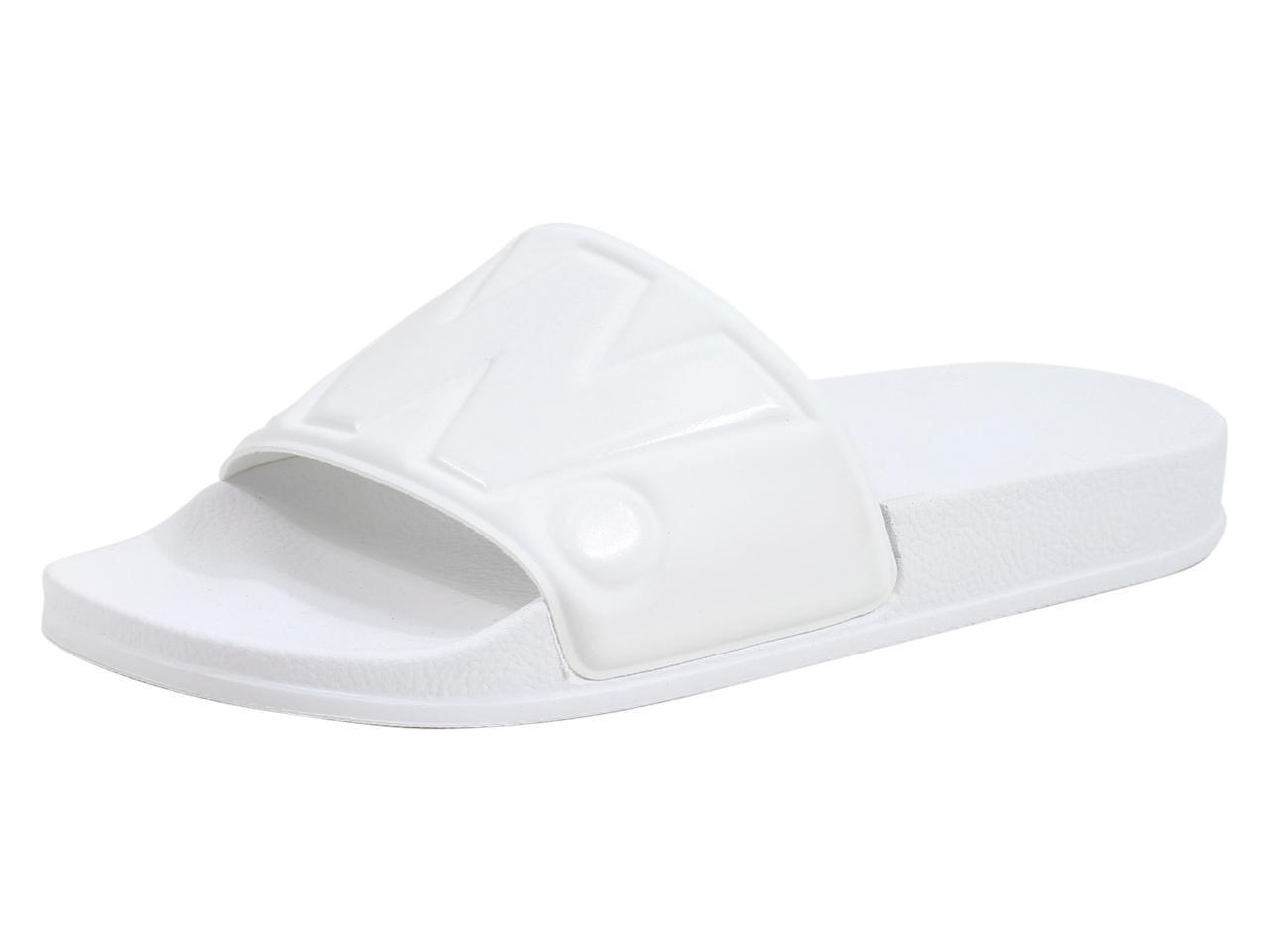 Image of G Star Raw Men's Cart Slide II Slides Sandals Shoes - White - 10 D(M) US