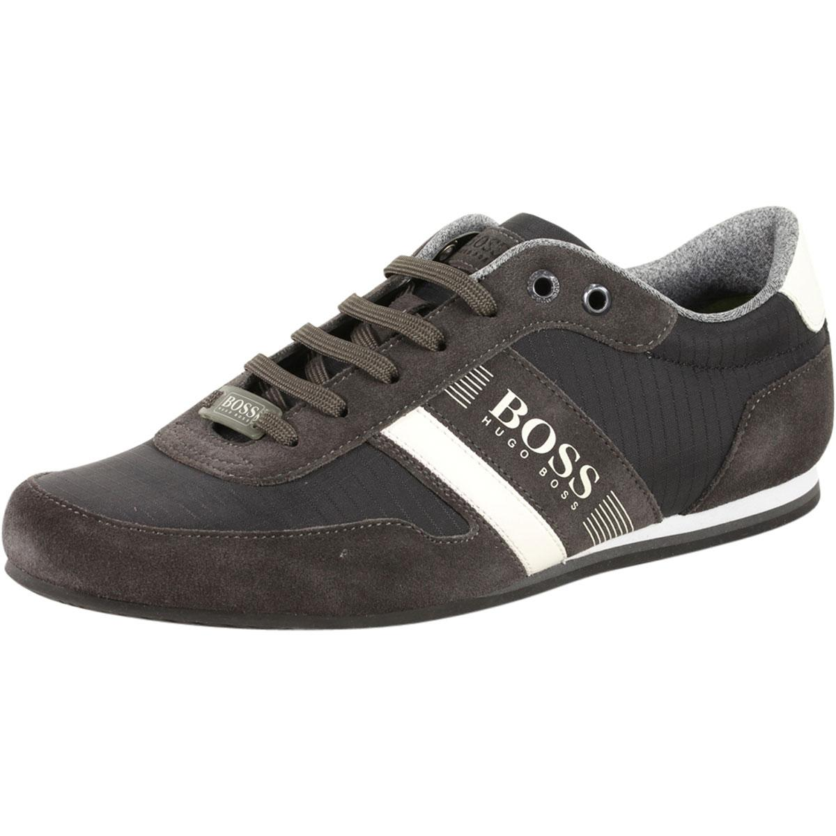 0c5385de2fe Hugo Boss Men s Lighter Memory Foam Trainers Sneakers Shoes