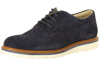 Hugo Boss Men's Tuned Suede Oxfords Shoes  UPC:
