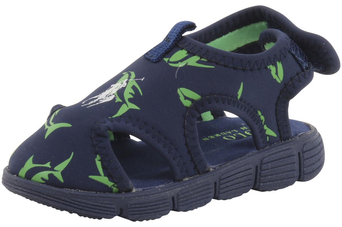 84e92a8f2ee Polo Ralph Lauren Toddler Boy s Tidal Water Shoe Sandals Shoes
