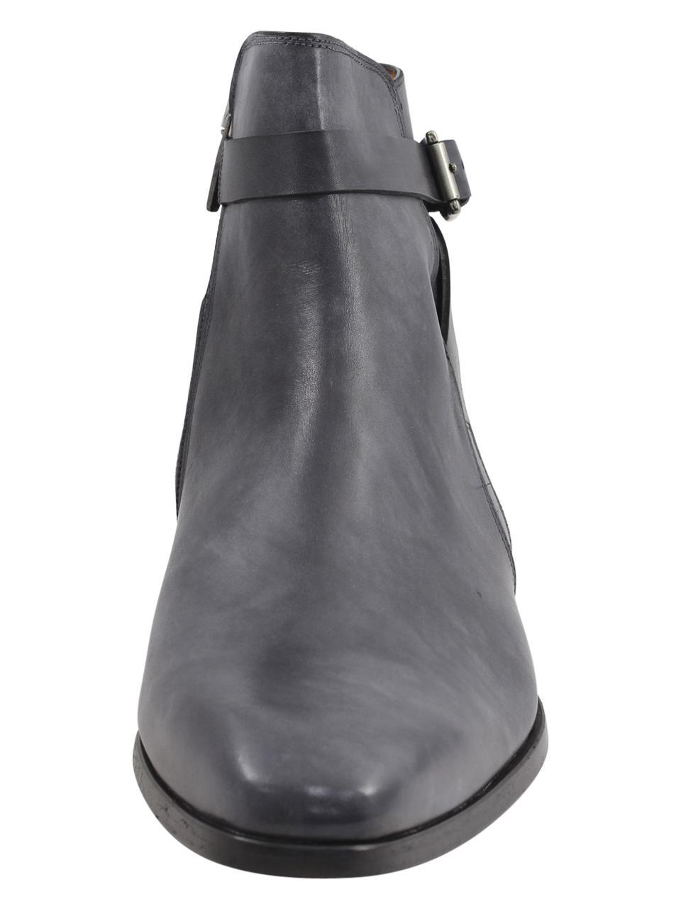 9ce19d4a976 Mezlan Men's Viso Leather Ankle Boots Shoes