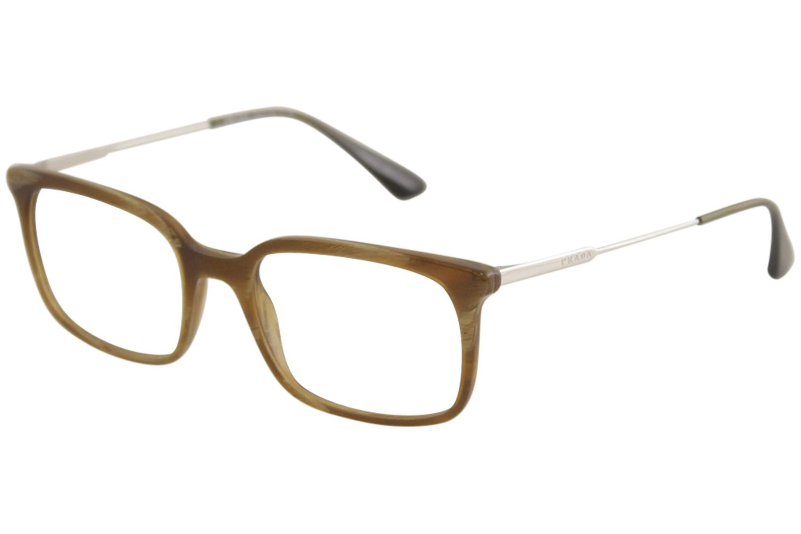 0b1ef401919c Prada Men s Eyeglasses VPR16U VPR 16U Full Rim Optical Frame