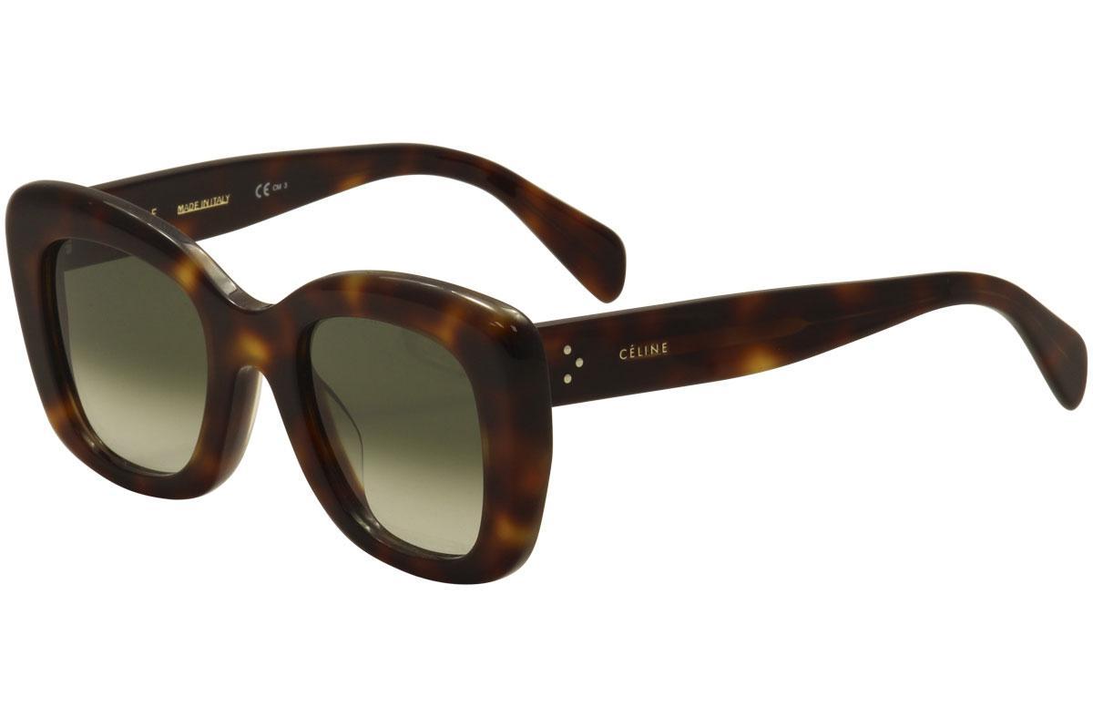 9c3bfb0e0153 Celine Women s CL41439FS CL 41439 FS Fashion Sunglasses (Asian Fit)