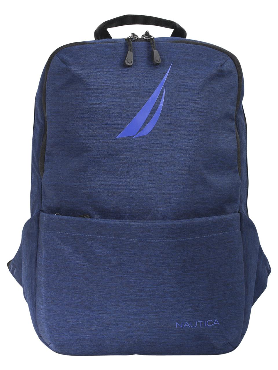Nautica Boy's Tech Friendly Water Resistant Backpack
