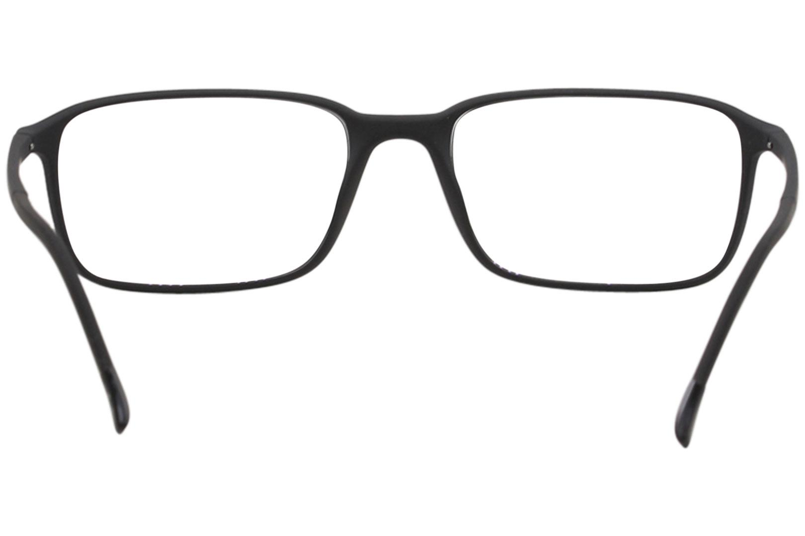 0f640e335114 Silhouette Men's Eyeglasses SPX Illusion 2912 Full Rim Optical Frame by  Silhouette