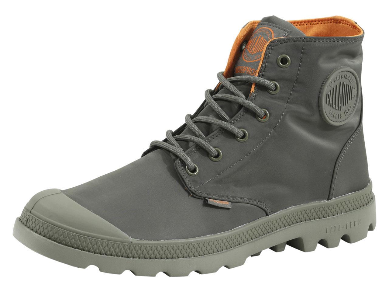 111aa774713ac Palladium Men's Pampa Puddle Lite WP Waterproof Boots Shoes