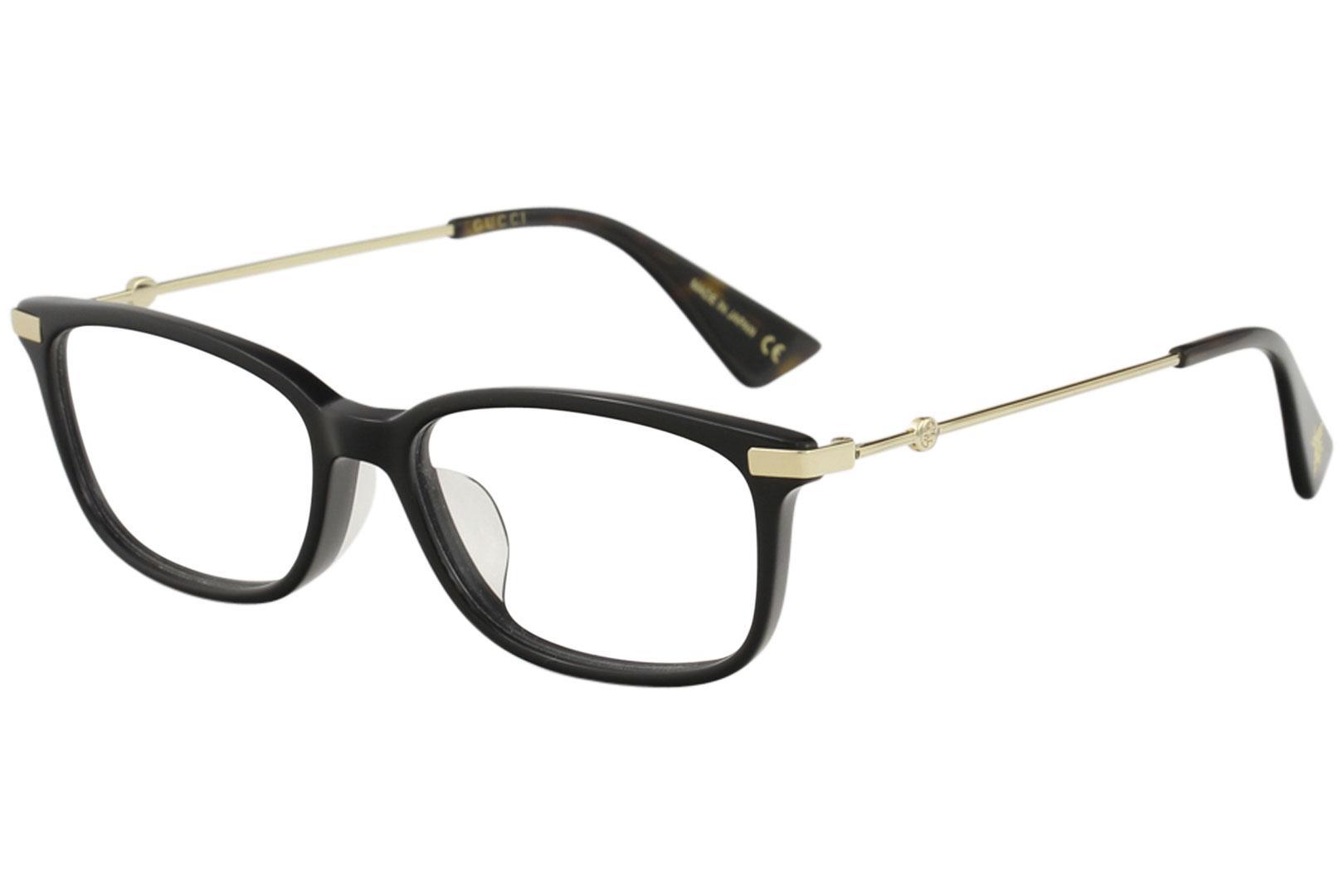 1b36a2c6acb Gucci Women's Eyeglasses GG0112OA GG/0112/OA Urban Full Rim Optical Frame
