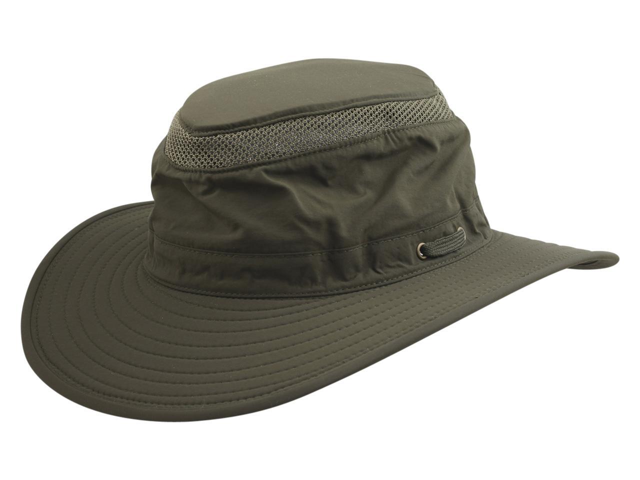Image of Henschel Men's 10 Point Booney Hat - Olive - X Large