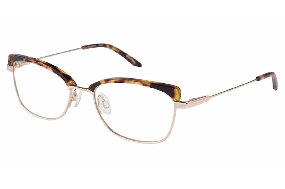 Image of Isaac Mizrahi Women's Eyeglasses IM30010 IM/30010 Full Rim Optical Frame - Brown - Lens 50 Bridge 17 Temple 135mm