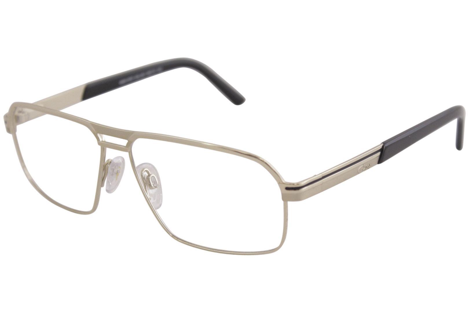 19869c46202 Cazal Men s Eyeglasses 7070 Full Rim Titanium Optical Frame