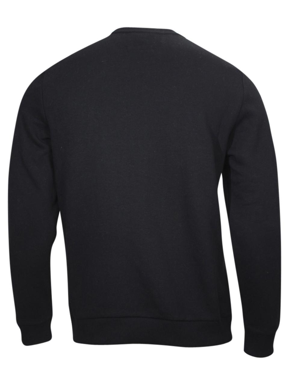 Calvin-Klein-Men-039-s-Soft-Touch-Fleece-Logo-Stripe-Sweatshirt thumbnail 4