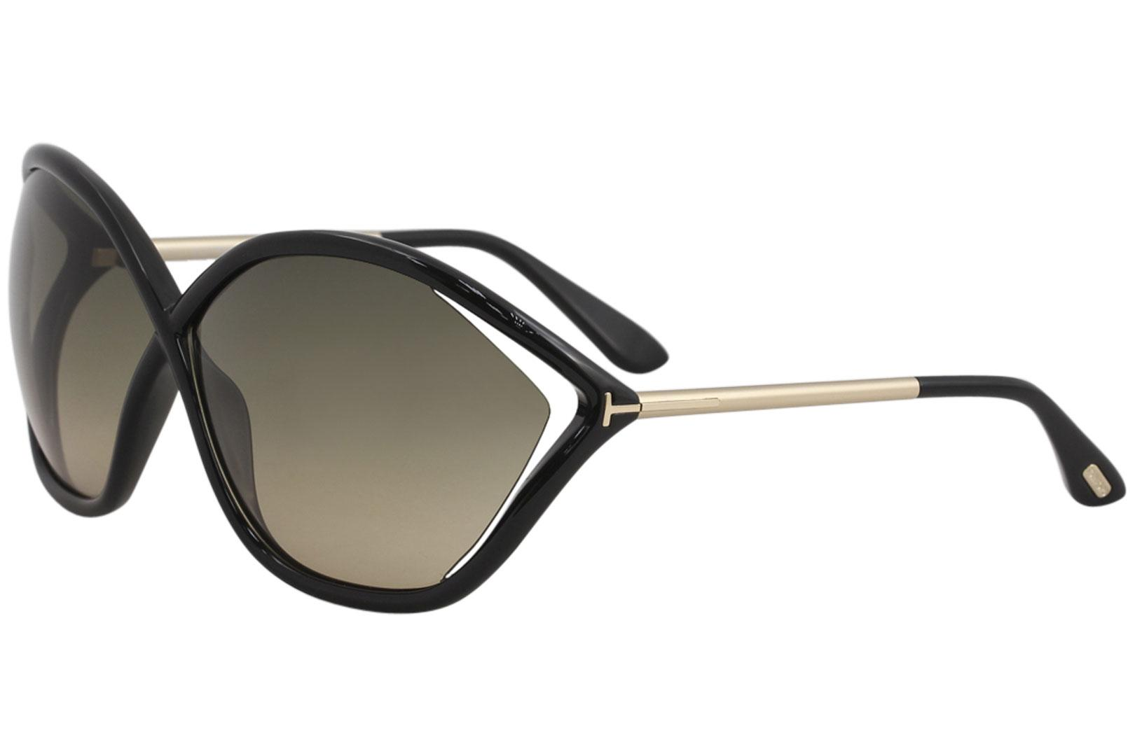 71192adbbe Tom Ford Women s Bella TF529 TF 529 Fashion Butterfly Sunglasses