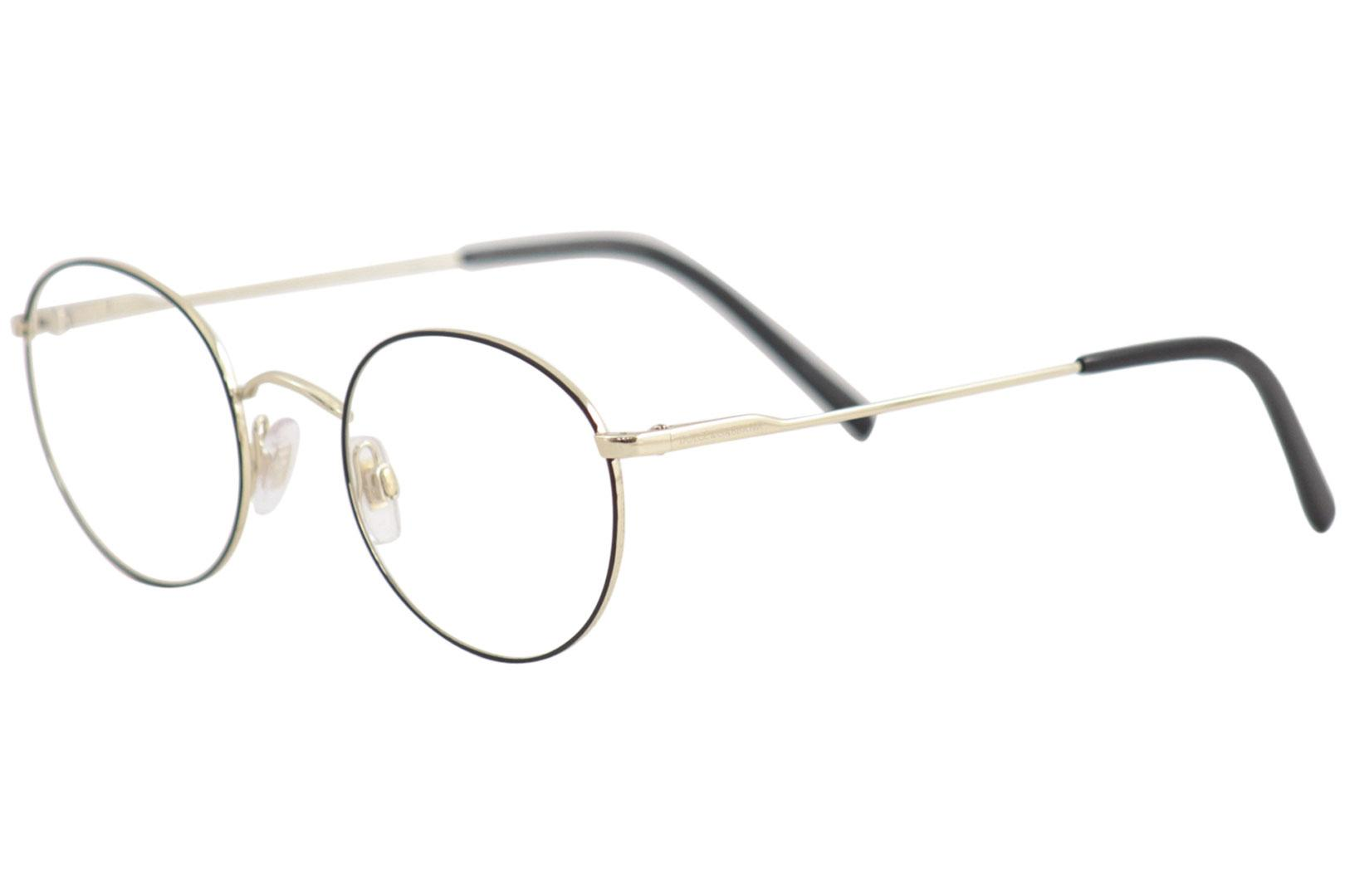 Eyeglasses Dolce /& Gabbana DG 1290 1305 MATTE BLACK//PALE GOLD