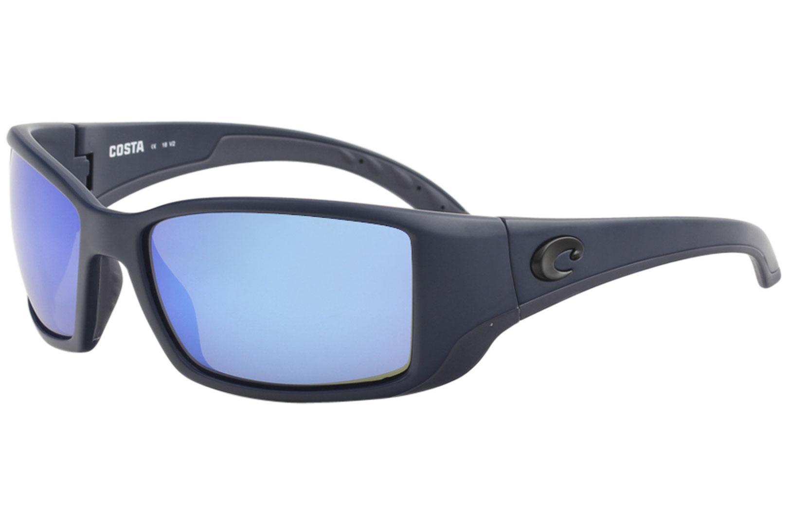 f6c21464c8abf Costa Del Mar Blackfin BL14 OBMGLP Midnight Blue Wrap Polarized ...
