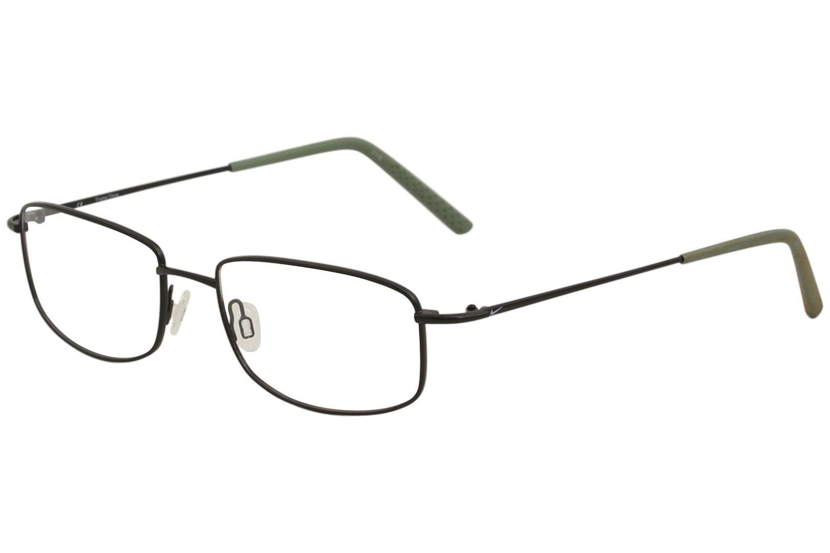 61021a3e3b Nike Men s Eyeglasses 8180 Full Rim Optical Frame