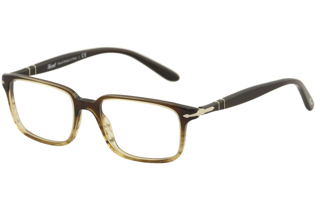 Persol Men\'s Eyeglasses 3013V 3013/V Full Rim Optical Frame
