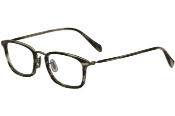 b09be86fe3c Oliver Peoples Men s OV1210 OV 1210 Brandt Full Rim Optical Frame by Oliver  Peoples