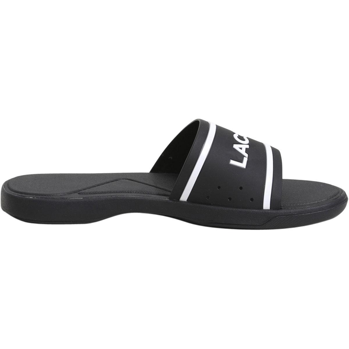 c9b8b429a941 Lacoste Men s L.30-Slide-118 Slip-On Sandals Shoes