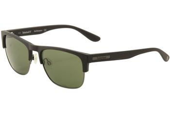 Timberland Men's Earthkeepers TB9091 TB/9091 Square Fashion Sunglasses