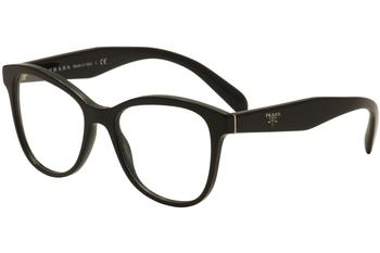 Prada Women's Eyeglasses VPR12T VPR/12T Full Rim Optical Frame