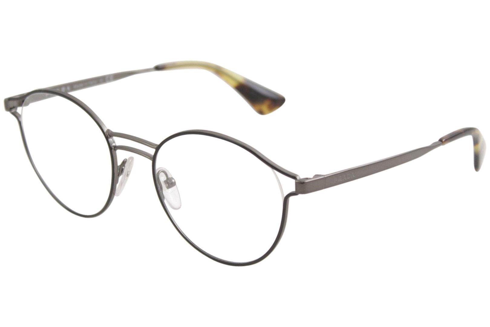 6cd2fdd8d5e9 Prada Women's Eyeglasses VPR62T VPR/62/T Full Rim Optical Frame