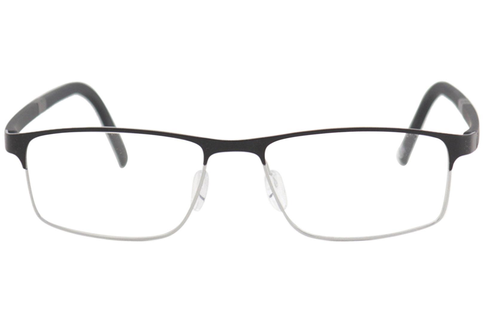 8cf084168a3 Neubau Men s Eyeglasses Ben T004 T 004 Full Rim Optical Frame by Neubau.  12345