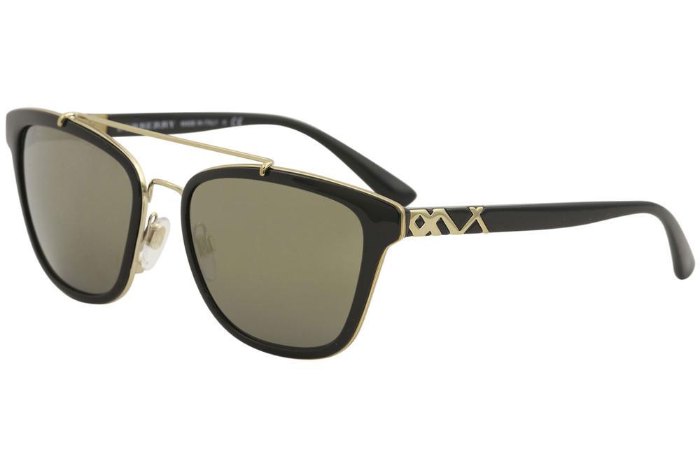 Burberry Women's BE4240 BE/4240 Fashion Pilot Sunglasses