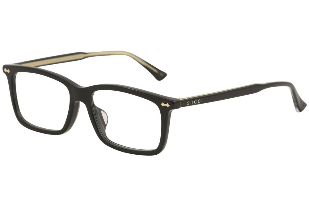 e7856bbd966 Gucci Men s Eyeglasses GG0191OA GG 0191 OA Full Rim Optical Frame by Gucci
