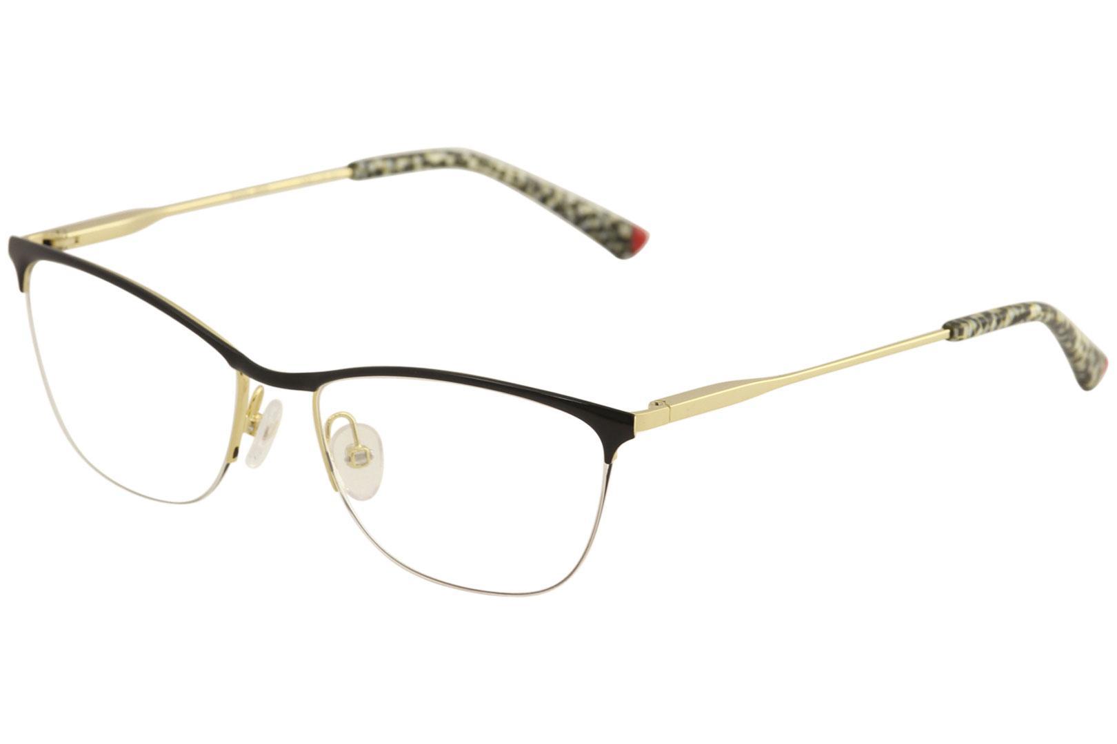Etnia Barcelona Women\'s Eyeglasses Rijeka Half Rim Optical Frame