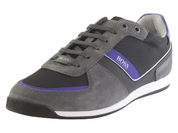 Hugo Boss Men's Glaze Sneakers Shoes