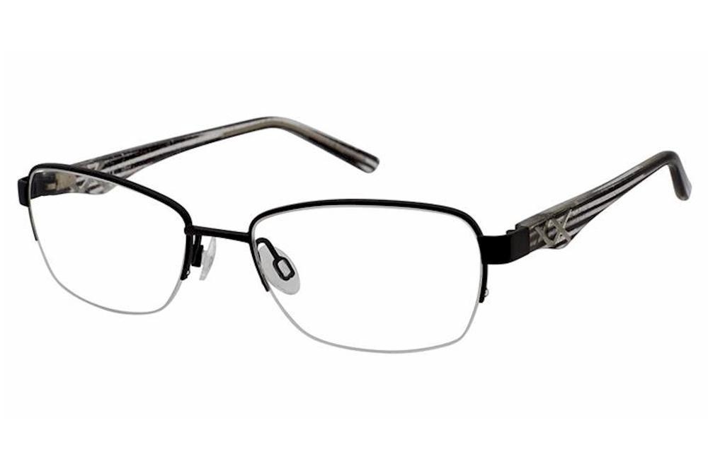 8ab5125c52a Elle Women s Eyeglasses EL13439 EL 13439 Half Rim Optical Frame