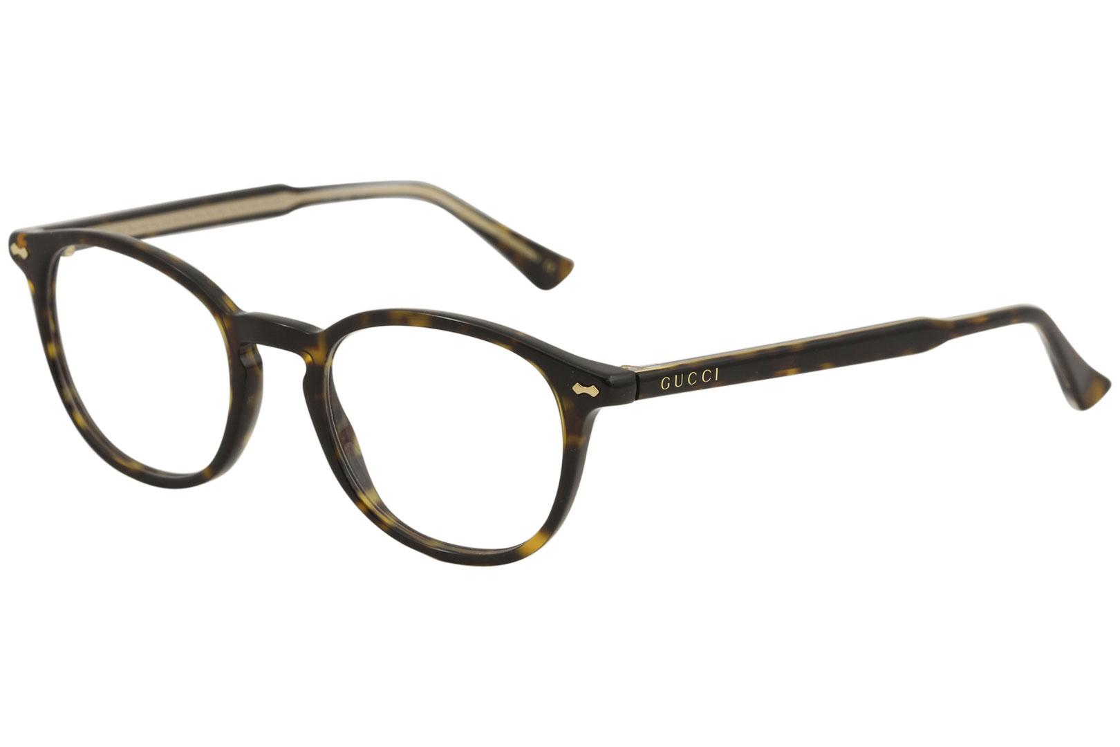 dd0b87156cc Gucci Men s Eyeglasses GG0187O GG 0187 O Full Rim Optical Frame