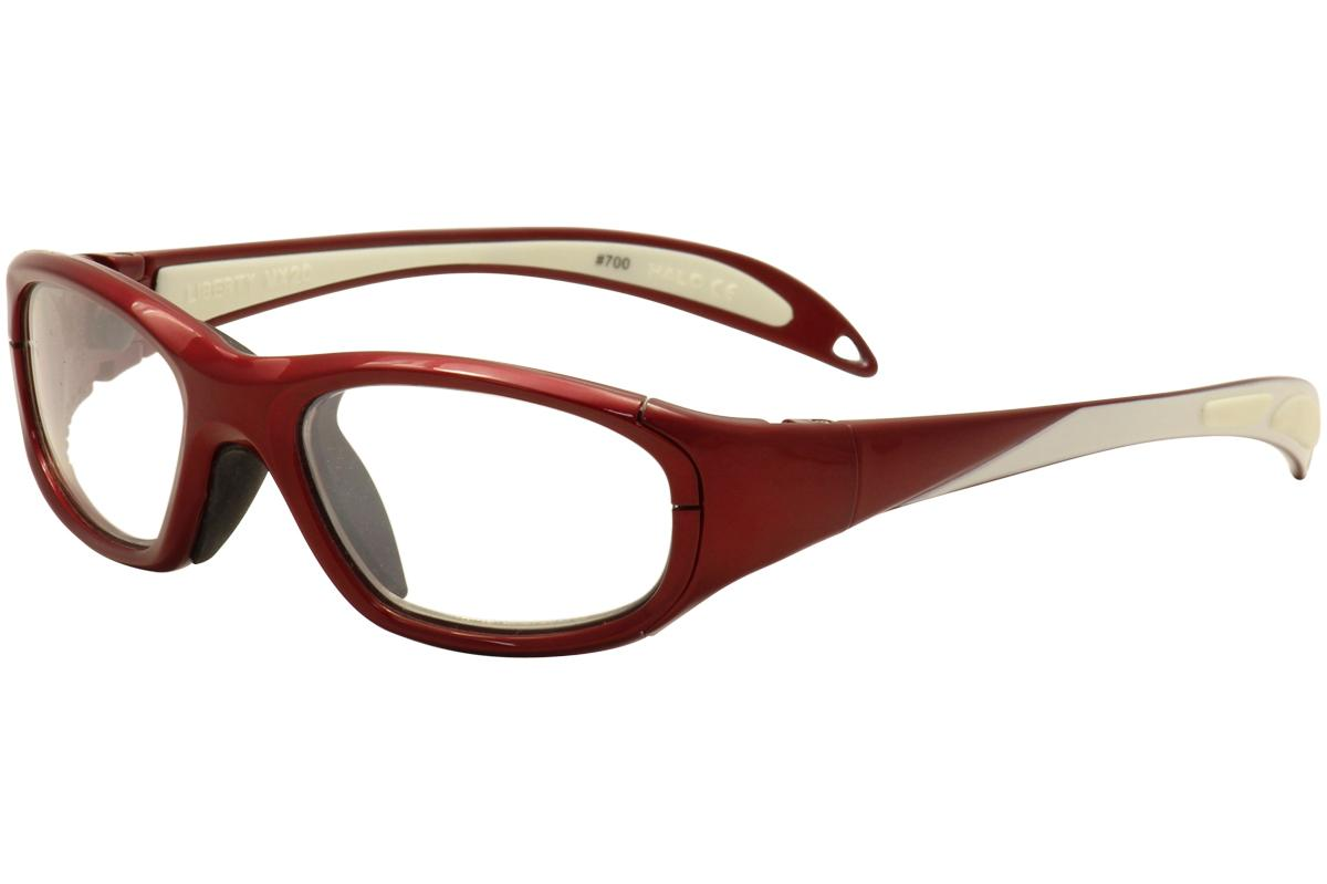 Image of Liberty Sport F8 Youth Boys MX20 MX 20 Sport Strap Sunglasses - Red - Lens 51 Bridge 17 Temple  125mm
