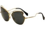 Miu Miu Women's SMU56R SM/U56R Fashion Sunglasses UPC: