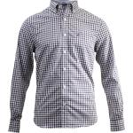 Nautica Men's Classic Fit Plaid Long Sleeve Button Down Shirt UPC: